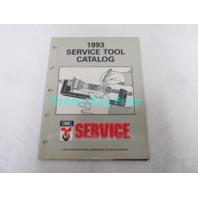 507985 OMC Cobra Evinrude Johnson Special Tools Parts Catalog 1993