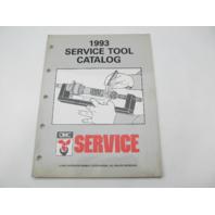 507985 OMC Cobra Evinrude Johnson Special Service Tools Parts Catalog 1993