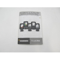 532030-1_A 2012 Humminbird PiranhaMAX Fishfinder Installation & Operations Manual