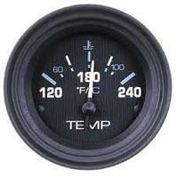 "56933P Teleflex  2"" Water Temperature, Pressure Gauge 120-240 Degree F"