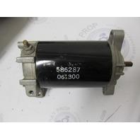 0586287 586287 OMC Evinrude Johnson Outboard Starter Motor 150-175 Hp