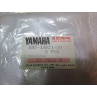 682-13621-00-00 Yamaha Outboard Reed Valve Seat Gasket 9.9, 15HP