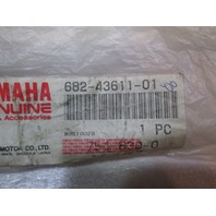 682-43611-01-00 Yamaha Outboard Tilt Lock Shaft 9.9, 15HP