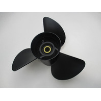 6G5-45943-01-98 Yamaha Outboard Aluminum 13 3/4 X 21 Pitch Propeller