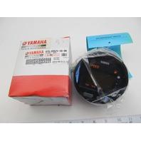6Y5-83570-S6-00 Black Digital Multi-Function Speedometer Gauge for Yamaha Outboard