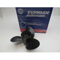 0778608 BRP 11.6 X 12 Pitch Propeller for BRP/JOHNSON/SUZUKI 35-65 HP Outboards