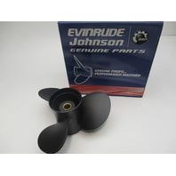 0778863 BRP/JOHNSON/EVINRUDE Aluminum 10.3 X 13 Propeller for 15-35 HP
