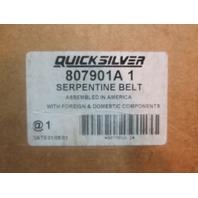 807901A1 fits Mercruiser Bravo Serpentine Belt Kit