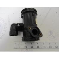831932 Volvo Penta Aquamatic Marine Engine Strainer Housing w/Connector 831931