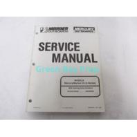 90-854785 1997 Mercury Mariner Outboard Service Manual 25 4-Stroke