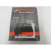 90-855348R02 Mercury Outboard Service Manual 200-225 DFI Optimax 1997-1999