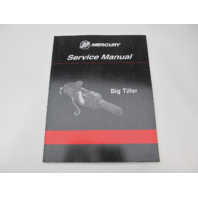 90-856249 2013 Mercury Marine Outboard Big Tiller Service Repair Manual