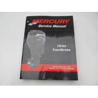 90-858895R02 03 Mercury Mariner Outboard Service Manual 75 90 HP 4-Stroke 00-03