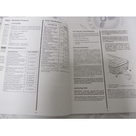 Owner's Installation Manual For Mercruiser Gasoline Engine Alpha Models