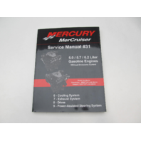 2009 Mercury Mercruiser #31 Service Manual 5.0-6.2L Gasoline Engines Section 6-9