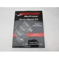 90-865612050 2006 Mercruiser #39 Bravo Service Manual Section 5-6 Power Trim
