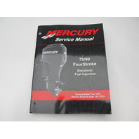 90-897725 2005 Mercury Mariner Outboard Service Manual 75 90 HP 4-Stroke EFI