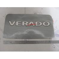 37-8M0024861 8M0024861 Mercury Verado Outboard Vinyl Logo Sticker Decal