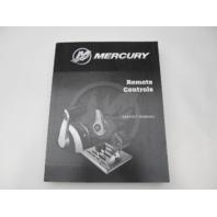 90-8M0093272 2015 Mercury Mercruiser Marine Remote Controls Service Repair Manual