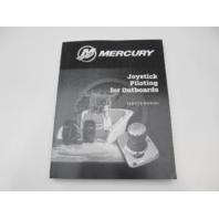 8M0108759 2015 Mercury Outboard Joystick Piloting Service Repair Manual