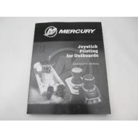 8M0110489 2016 Mercury Outboard Joystick Piloting Diagnostic Service Manual