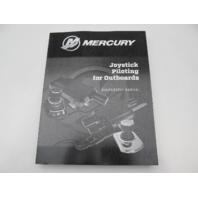 8M0164522 2020 Mercury Outboard Joystick Piloting Diagnostic Service Manual