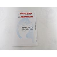 90-10199J70 Spanish Mercury Mariner Operation & Maintenance Manual 135-175 Optimax