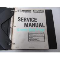90-13645-1 1991 Mercury Mariner Outboard Service Manual 70-115 HP