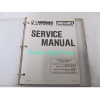 90-18141-1 Mercury Mariner Electric Outboard Direct Drive Service Manual 1988