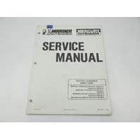 18141-1 688 Mercury Mariner Electric Outboard Direct Drive Service Repair Manual 1988