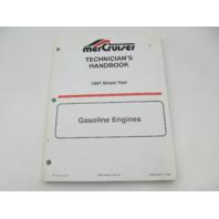 806535970 1997 Mercury Mercruiser Gasoline Engine Technicians Handbook Manual