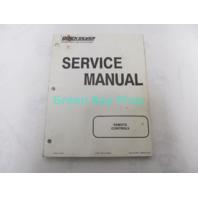 90-814705R1 1997 Quicksilver Remote Controls Service Manual