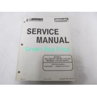 90-822900R2 Mercury Outboard Service Manual 225-250 EFI 3.0L 1994-1996