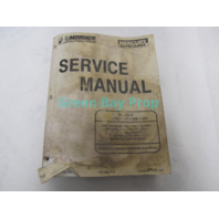 1992-1996 Mercury Mariner Outboard Service Manual 135-225 Magnum EFI
