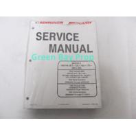 2002 Mercury Mariner Outboard Service Manual 135-225 Magnum EFI 105/140JET