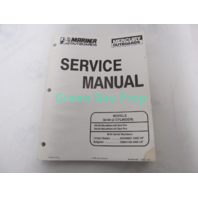 90-826148R1 96 Mercury Mariner Outboard Service Manual 30-40 HP 2 CYL