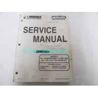 90-830234R3 1997 Mercury Mariner Outboard Service Manual 75-125 HP 65/80 JET