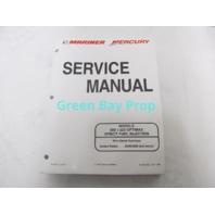 90-859769 Mercury Mariner Outboard Service Manual 200 225 Optimax DFI 1999