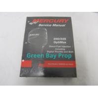 90-859769R2 Mercury Outboard Service Manual 200 225 Optimax DFI DTS
