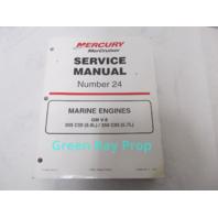 90-861327-1 Mercury Mercruiser #24 Service Manual Marine Engines GM V-8 5.7L 5.0L
