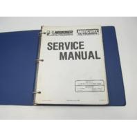 90-86133-3 1984 Outboard Service Repair Manual for Mercury Mariner V150-V225 V6