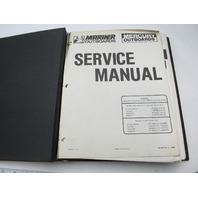 90-86135-5 1089 Outboard Service Repair Manual for Mercury Mariner 45-70 HP