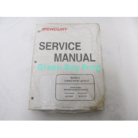 90-877837 1999 Mercury Outboard Service Manual 210/240 HP M2 Jet Drive