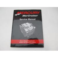 90-879288023 2008 Mercury Mercruiser Service Manual Supplement Emissions Control