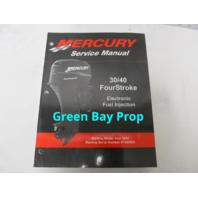 90-883064R01 04 Mercury Outboard Service Manual 30-40 FourStroke EFI