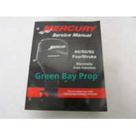 90-883065 Mercury Outboard Service Manual 40-60 4 CYL FourStroke EFI
