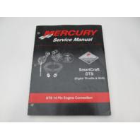 90-895072 04 Mercury Mercruiser SmartCraft DTS 14 Pin Connect Service Manual