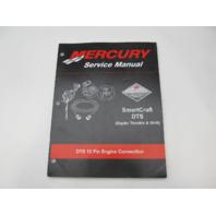 895372 04 Mercury Mercruiser SmartCraft DTS 10 Pin Engine Connect Service Manual