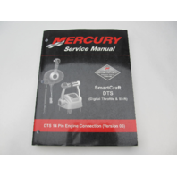 90-897790 05 Mercury Mercruiser SmartCraft DTS 14 Pin Service Manual Version 6