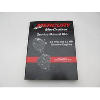 90-899883197 2011 Mercury Mercruiser Gasoline Engine #46 Service Manual 3.0L TKS MPI